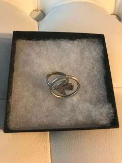 Handmade bird ring