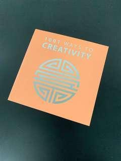 🚚 1001 Ways to Creativity by Anne Moreland