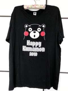 Kumamon x NET 台灣 限量版tee 熊本熊