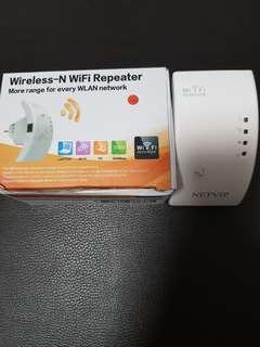 Wireless N- Wifi Repeater