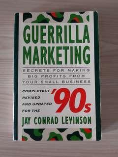 Guerilla Marketing (Jay Conrad Levinson)