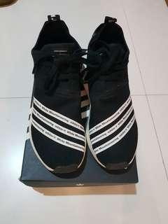 Nmd White Mountaineering R2 Black