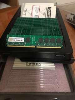 🚚 DDR2 512