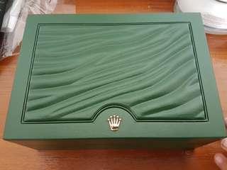 Rolex wave box