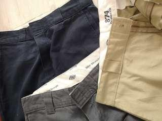 Dickies SIZE 32 Only