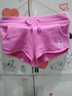 Celana pendek pink Hnm