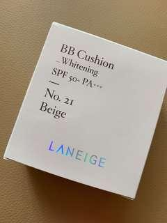 Laneige BB Cushion 補充裝 no.21