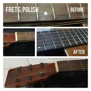 Guitar Luthier, Repair Service