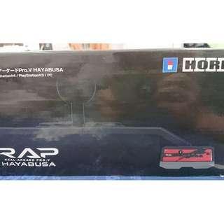 售HORI大型搖桿 R.A.P Pro.V Hayabusa