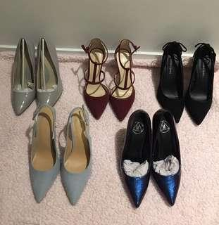 POINTED HEELS FOR SALE GREAT CONDITION