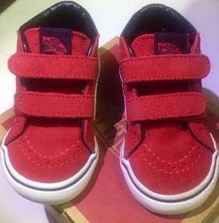 Original Vans toddler shoes