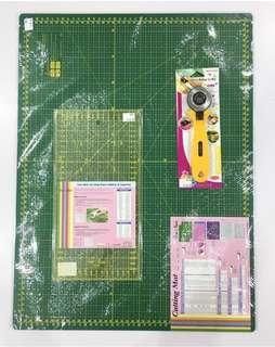 Patchwork Cutting Mat Kit