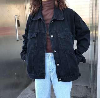 PO#272 Ulzzang denim jacket