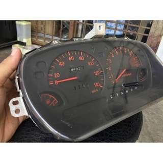Meter Merah Mira L5 L512 L502 RS Limited for Kancil Daihatsu L2 L2s