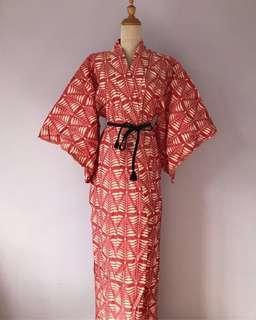 Kimono Long Robe