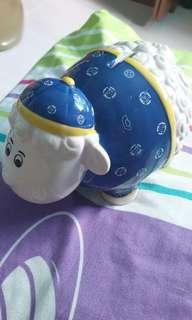 🚚 piggy bank