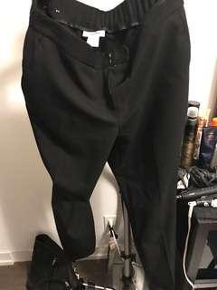 Calvin Klein Black Dresspants size 4