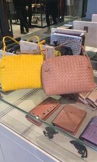 香港熱賣款 Bottega Veneta Bag 葆蝶家袋(英國🇬🇧代購)