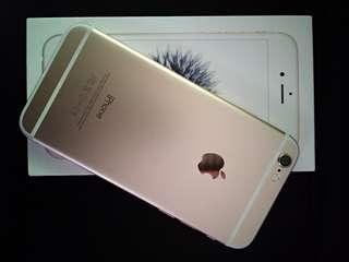 iPhone 6 gold 32gb ibox