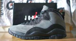 Jordan 10 Dark Shadow us10.5