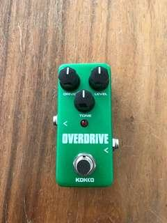 overdrive   Music Accessories   Carousell Singapore