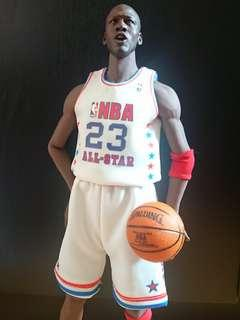 2003 NBA All Stars Michael Jordan Jersey (1/6) Custom