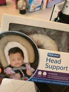 嬰兒頭部護墊