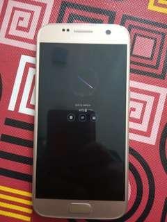 Samsung Galaxy S7, Screen Problem