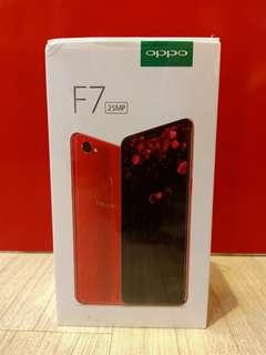 Oppo F7 ( Red )