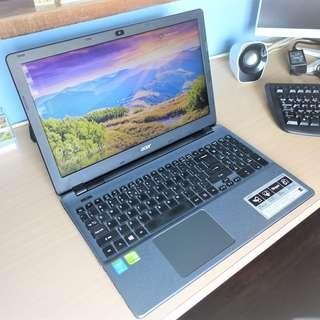 Acer Aspire E15 i7 Core Superb Condition