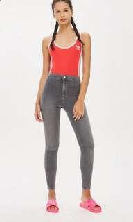 BNWT TOPSHOP Joni Jeans