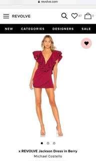 Michale Costello dress