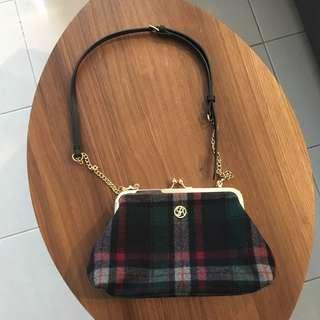Saime Vintage Sling Bag
