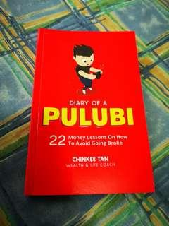 Diary of A Pulubi by Chinkee Tan (w/ author's orig signature)