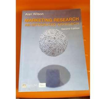 Marketing Research An Integrated Approach