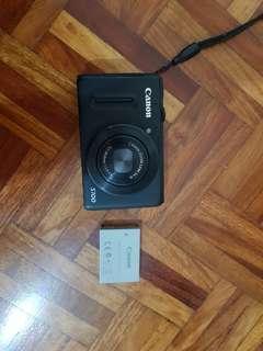 CANON S100 complete set w/ box