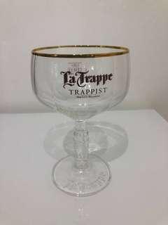🚚 La Trappe beer glass 0.25l