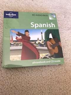 Lonely Planet Spanish CD Audio Packs