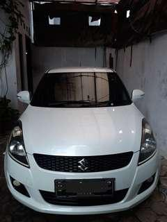Murah BU Suzuki All New Swift 2013 GX AT