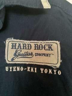 Hard Rock Café 短袖恤衫美國S碼(似L碼)