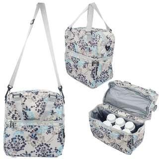 🚚 Autumnz breastmilk storage cooler bag slight stain
