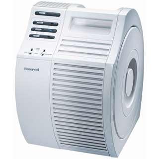Honeywell HA170e air purifier with new filter