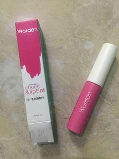 Wardah cheek and lip tint no 2