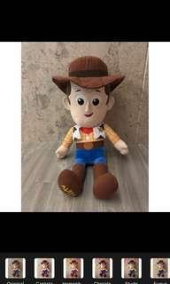 🚚 Costco 好市多 大玩偶 娃娃 限量絕版 胡迪 巴斯光年 玩具總動員 生日禮物