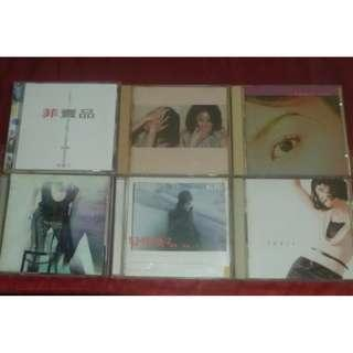 王菲 王靖雯 faye wong wang fei cd cds cantonese chinese mandarin pop album