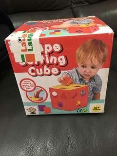 立體圖型玩具