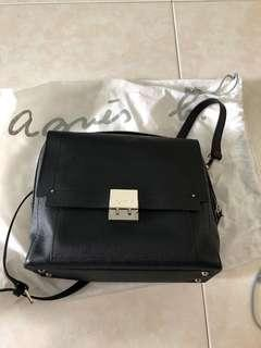 🚚 Agnes B Voyage Black Bag