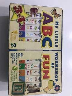 Children ABC books
