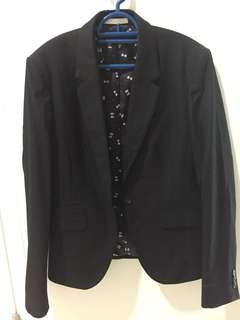 Next SP Women Blazer in Black