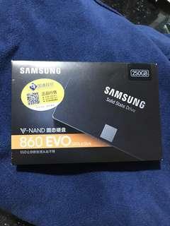Samsung SSD 250GB